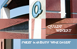Quady sweet and aperitif wines digest 2015 cover page.