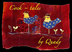 Cocktails by Quady cover page.