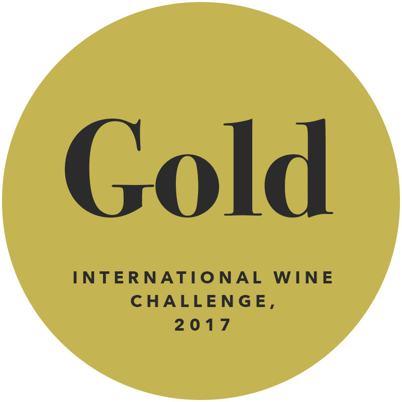 Gold International Wine Challenge 2017