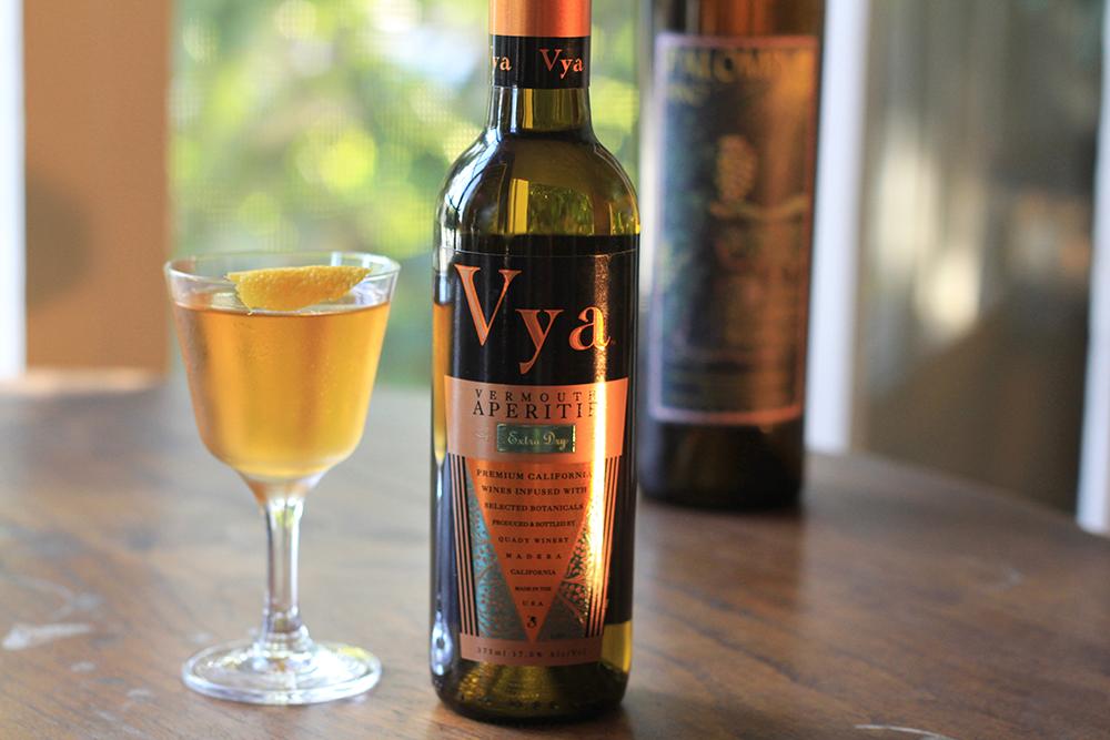 The Bamboo Cocktail - vermouth & amontillado sherry