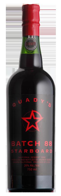Quady Starboard Batch 88 Port Wine