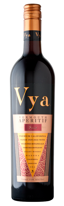 Quady Vya Vermouth Aperitif Sweet