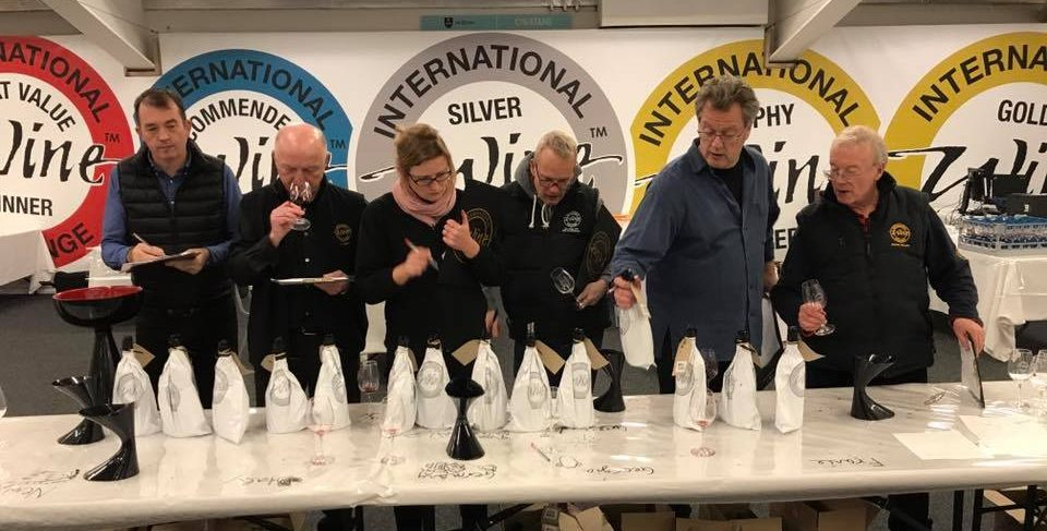 International Wine Challenge Wine Competition Judges Vya Vermouth Trophy