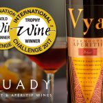 International Wine Challenge Wine Competition Vya Sweet Vermouth Trophy