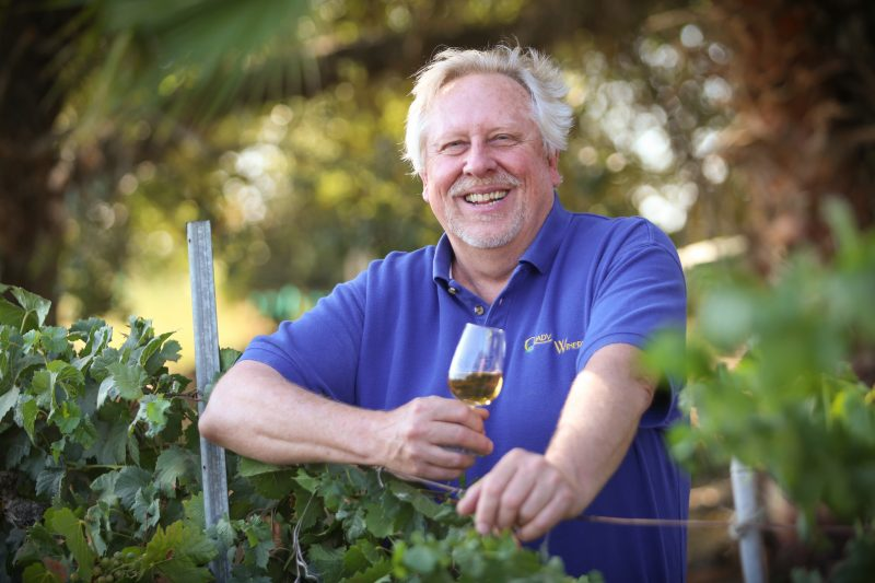 Michael Blaylock, Quady Winery Retired Director of Winemaking