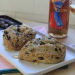 Blueberry scones brunch recipe electra moscato