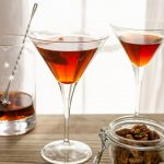 Vya Vermouth Manhattan Pecan Recipe
