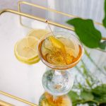 Elder Flower Manhattan Vya Whisper Dry vermouth
