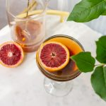Vya Sweet Vermouth Blood Orange Manhattan