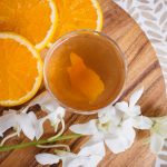 The perfect jasmine manhattan vya extra dry vermouth vya sweet vermouth whiskey floral fresh