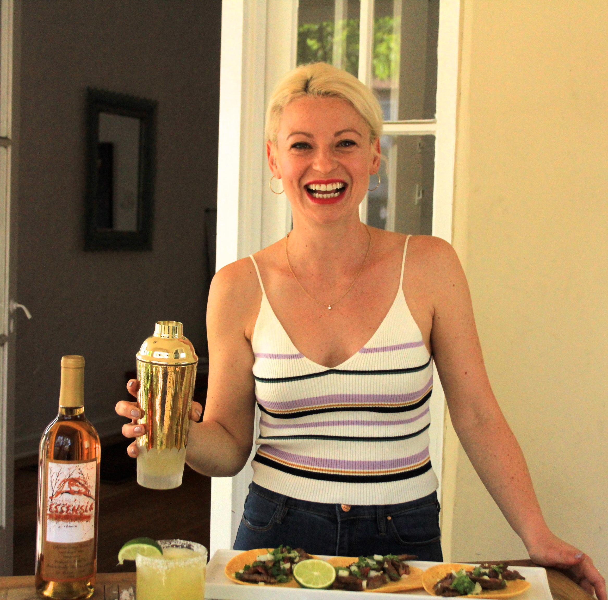 sommelier rebecca rose phillis taco and margarita pairing for cinco de mayo @Letstacoboutwine